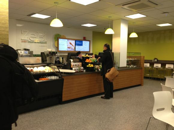 Dining Services Upgrade